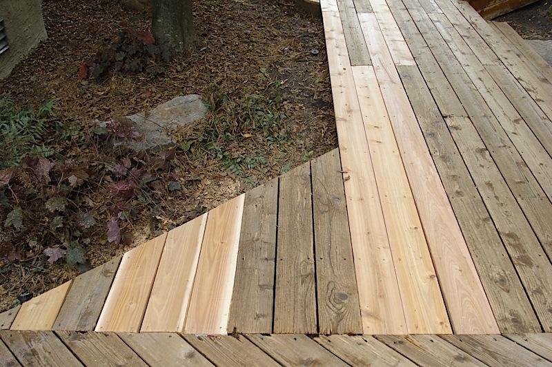 Deck Cleaning Amp Sealing Cedar Composites Hardwood