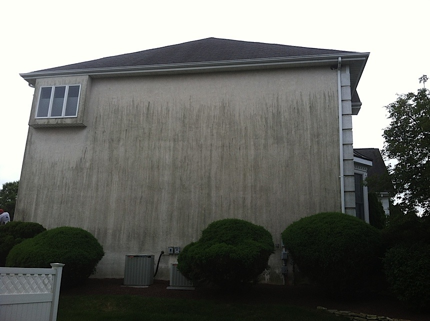 Eco Friendly Stucco Cleaning