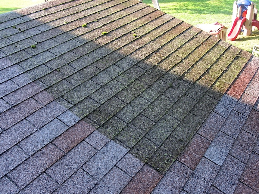 Low Pressure Roof Cleaning Power Washing Pressure Washing Service – Cleaning Roof Shingles