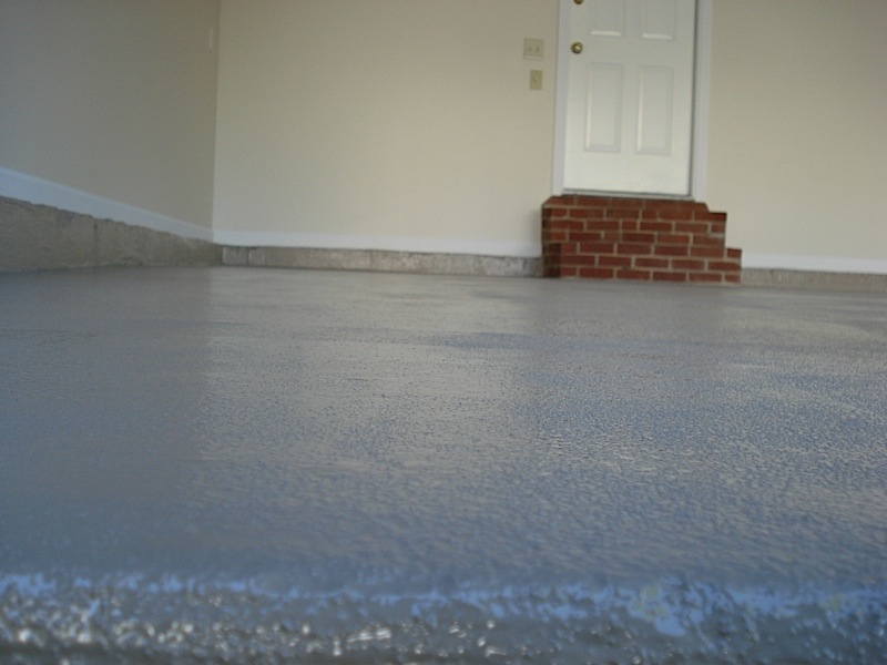 4 Garage Epoxy Flooring Systems 2