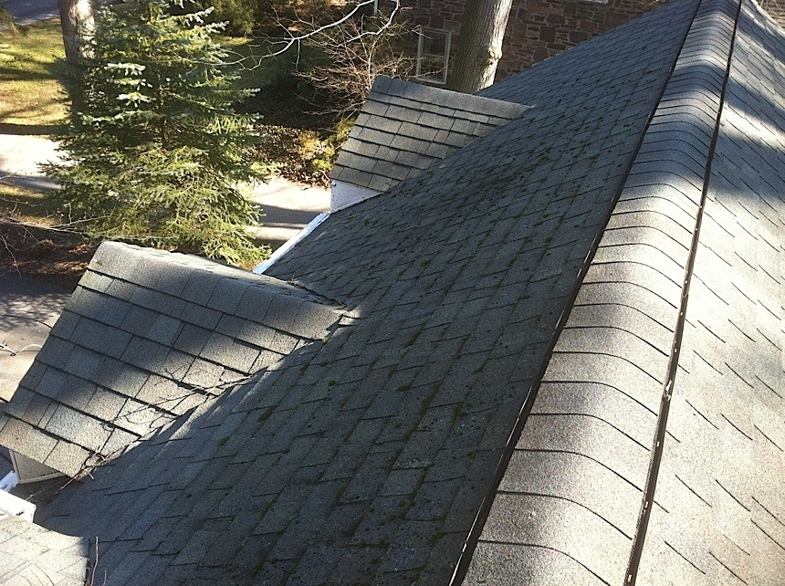 Low Pressure Roof Cleaning Power Washing Pressure