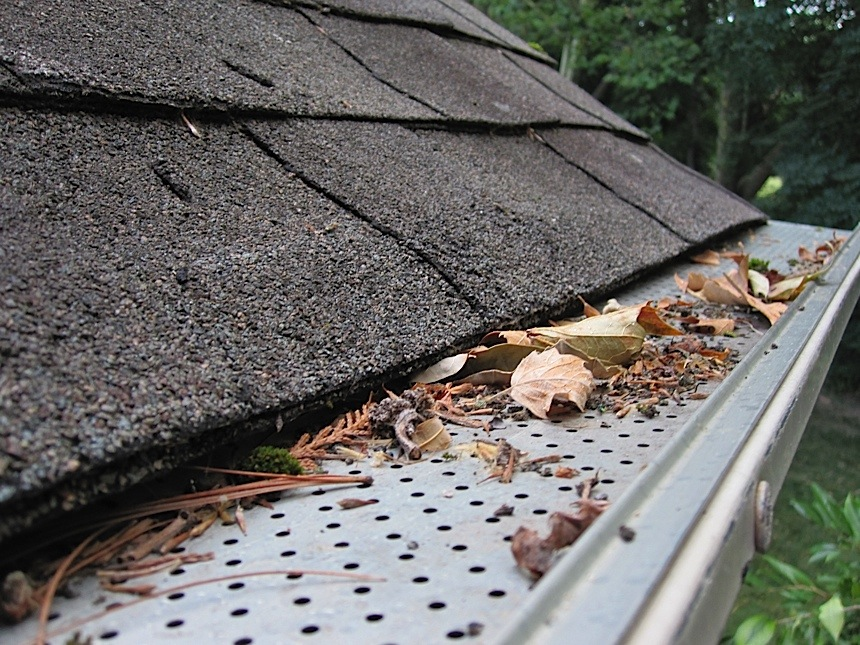 Gutter Cleaning Repair Maintenance And Replacement