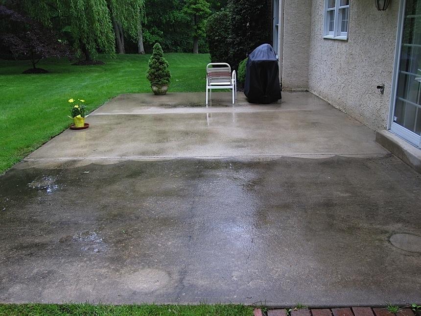 Walkways sidewalks cleaning for Best way to clean concrete sidewalk