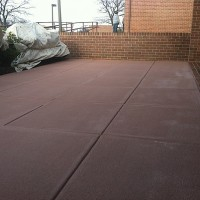 Concrete coating and repair