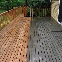 Pressure Treated restoration