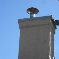 chimney restoration water proofing membrance
