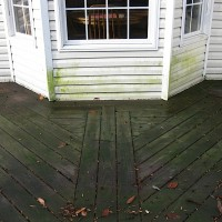 deck pressure washing 2