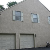 stucco waterproofing before