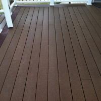 trex deck cleaning 19444 after