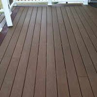 Trex Composite Deck Cleaning 19444 after