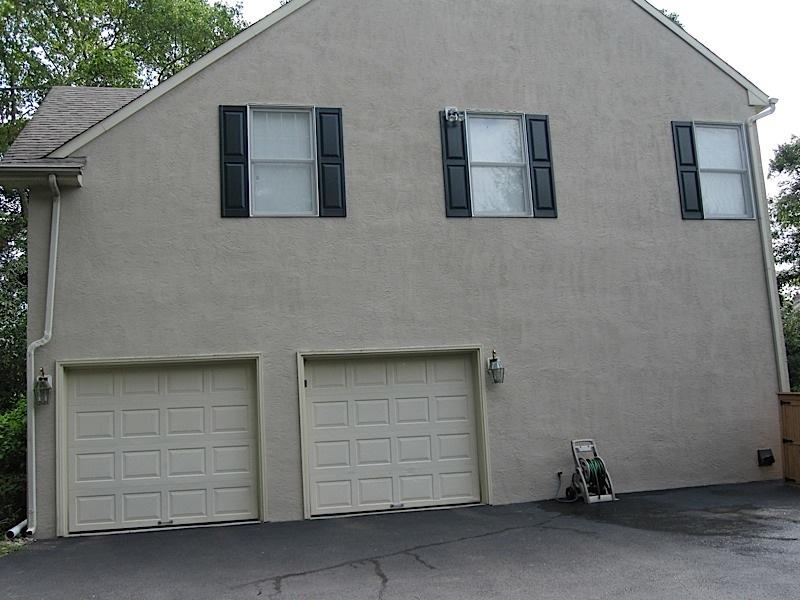 waterproofing building exterior